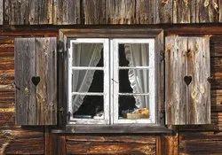 Modern Wooden Windows