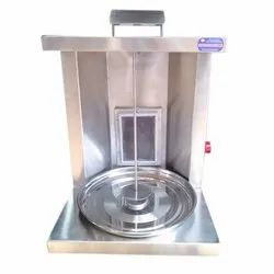 Table Top Single Burner Gas Shawarma Machine