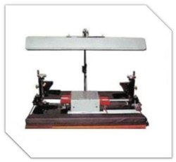 2 Operators Concave Faceting Machine