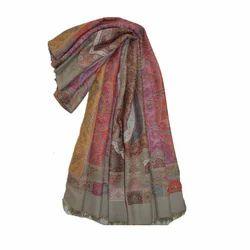 Wool Kalamkari Shawls