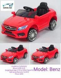 Benz Model Car
