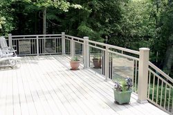 Glass Railing System