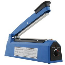 Blue Heat Sealing Machine 8 Inch