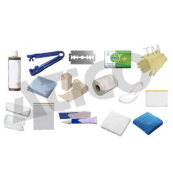 Disposable Delivery Kits at Best Price in India