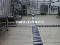 Acid Resistant Lining Work