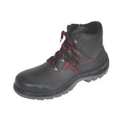 High Ankle Lace Type Safety Shoe