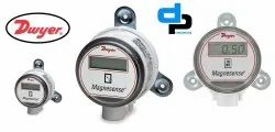 Dwyer MS 111 LCD Magnesense Differential Pressure Transmitter