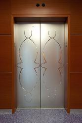 Stainless Steel Decorative Elevator Door