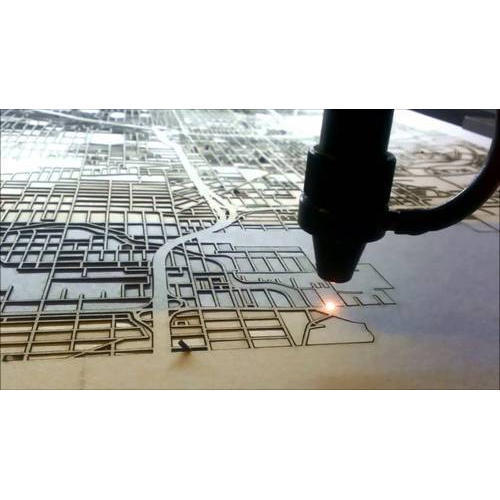 Acrylic Letters Laser Cutting Service In Bhosari Pune