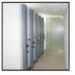 Mobile Compactor Storage