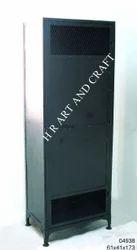 Classic Metal Storage Cabinet