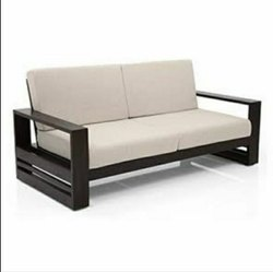 Wooden Sofa 3 seater