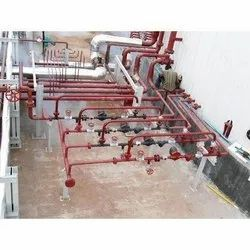 Condensate Piping Project