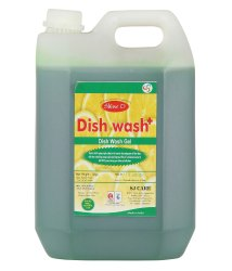 Shine O Dish Wash Gel - Green