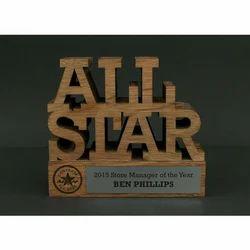 wood All Star Awards