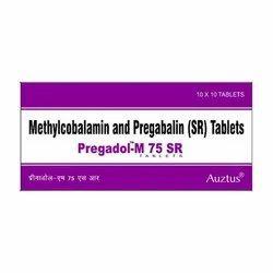 Pregabalin 75 mg SR &  Methylcobalamin 1500 mcg