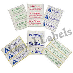 Personalised Labels