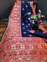 Festive Wear Pure Silk Saree for Womens