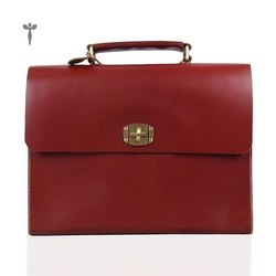 LFB08 - Cow Nappa Leather Laptop Bag