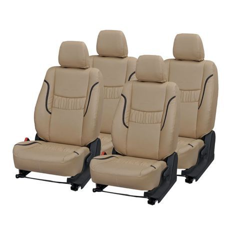 Leather Brown Ertiga Car Seat Cover