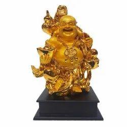Stylish Laughing Buddha Statue