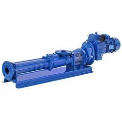 Chemech 100 Mwc Progressive Cavity Screw Pumps