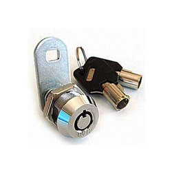 ABS Zinc Alloy Cam Lock, For Drawer, Chrome