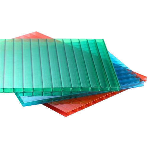 Colored Polycarbonate Sheet at Rs 69 /square feet | Murlidhar ...