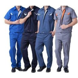 Industrial Worker Uniform