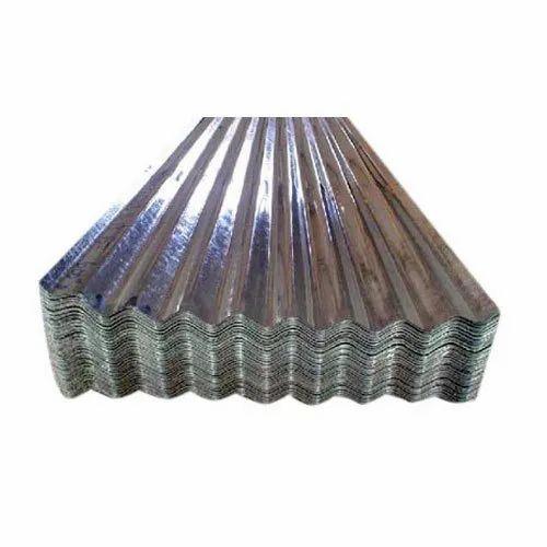 Aluminium Galvanised Circular Aluminum Corrugated Roofing Sheet Rs 205 Kg Id 2156296297