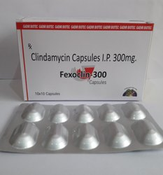Clindamycin 300 MG)