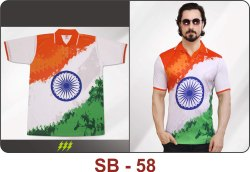 SB-58 Polyester T-Shirts