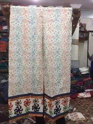 Cotton Embroidery Ladies palazzo