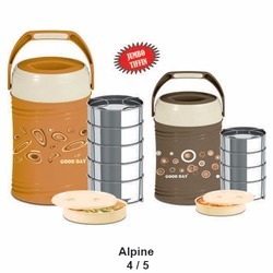 Alpine 4 Lunch Box