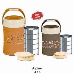 Alpine 4 Lunch Box