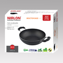 Nirlon Induction Deep Kadai Non Stick Cookware (2.3 L)