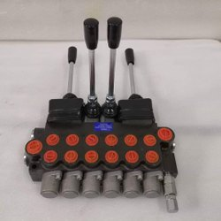High pressure 4 spool Hydraulic valves