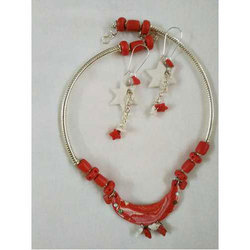 Garni Creation Ladies Necklace Set