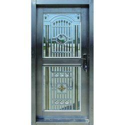 Stainless Steel Doors In Hyderabad Telangana Get Latest