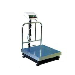 Platform Model Electronics Weighing Scale