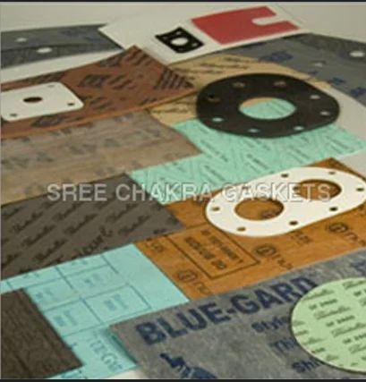 Multicolor Compressed Gaskets Sree Chakra Gasket