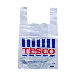 Multicolor Printed Plastic Bag