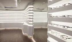 Optical Showroom Designing