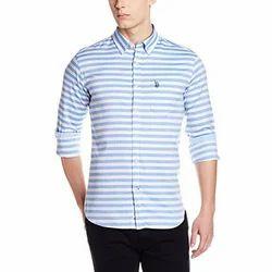Medium And Large Linen Casual Shirt