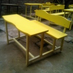 Polished School Desk