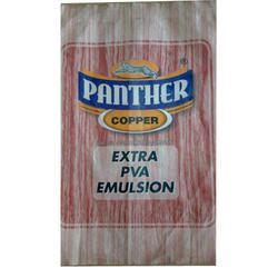 Panther Industrial Grade Copper Extra PVA Emulsion, 10kg and 50kg