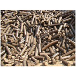 Wood 8-12 % White Biomass Briquettes, For Burning, Packaging Size: 50 Kg