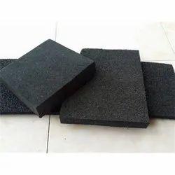 Black Expansion Joint Sheet