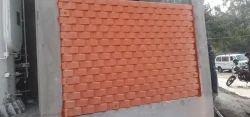 GRC Brick Panel