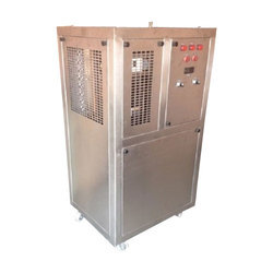 Three Phase Stainless Steel Water Chiller